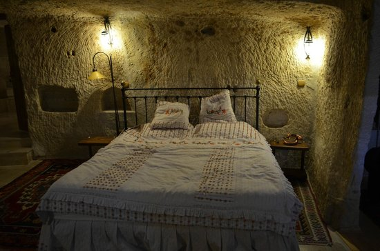 Aydinli Cave Hotel: Foto do Quarto