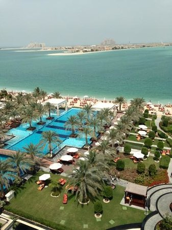 Jumeirah Zabeel Saray: view from suite