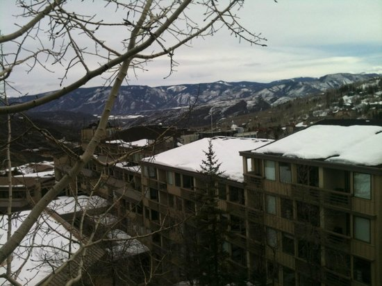 The Westin Snowmass Resort: Room with a view