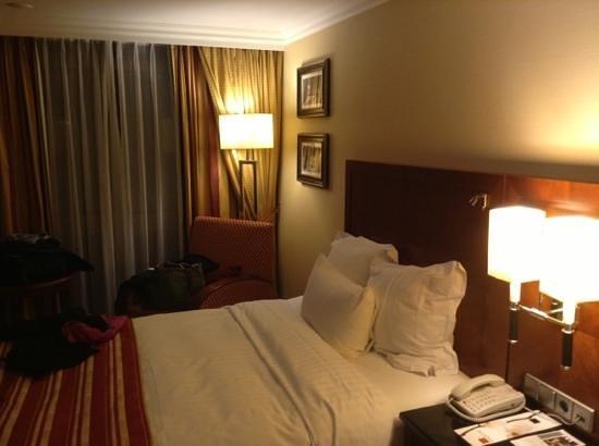 Amsterdam Marriott Hotel: Letto
