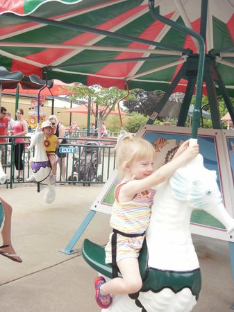 Holiday World & Splashin' Safari: Children's ride