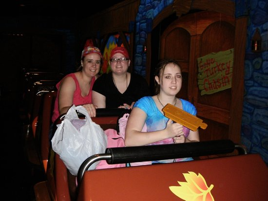 Holiday World & Splashin' Safari: Thanksgiving Land