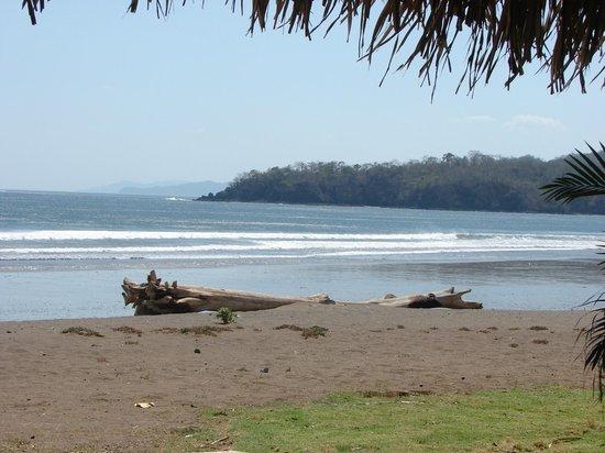 El Sitio: View of Venao beach