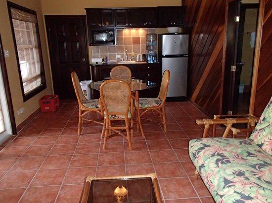 X'tan Ha Resort: Kitchen