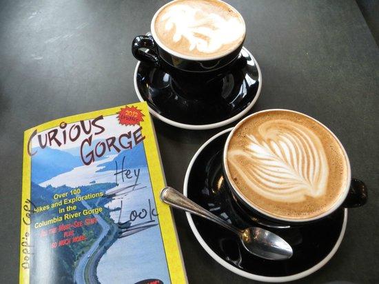 Doppio Coffee: coffee at Doppio