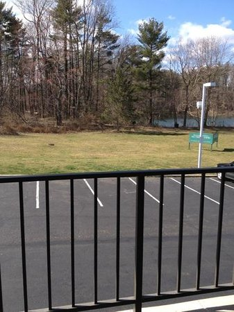 Best Western Bordentown Inn: outside view