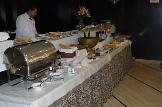 Bisonte Palace: great breakfast
