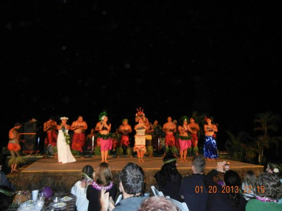 Chief's Luau: 14