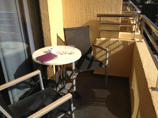 Hotel Isla Mallorca & Spa: Balcony
