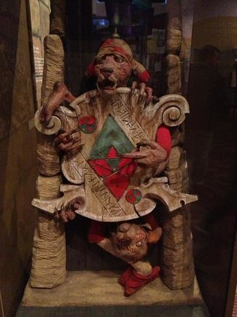 Center for Puppetry Arts: The Four Guards from Labyrinth