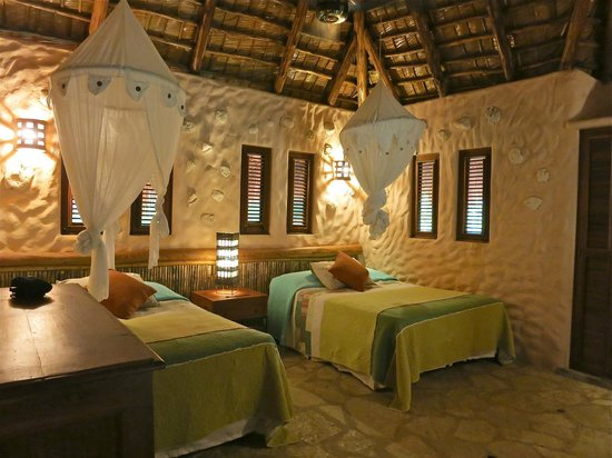 Natura Cabana Boutique Hotel & SPA: Spacious bedroom
