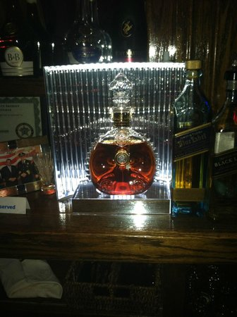 Arta Restaurant: KING LOUIS XIII