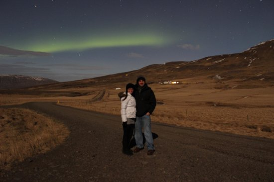 Season Tours - Day Tours: Northern lights