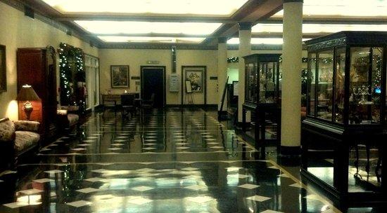 Menger Hotel: Menger Lobby