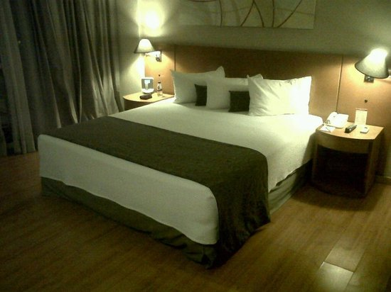 Promenade Barra First: Clean and roomy