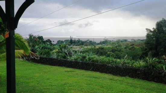 Island Goode's: View from HIlo Bay Room