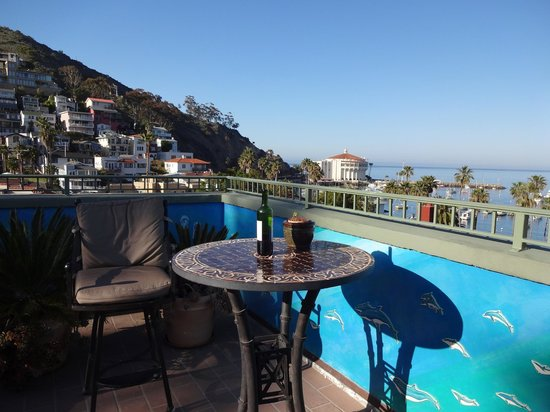 The Avalon Hotel: Rooftop Patio
