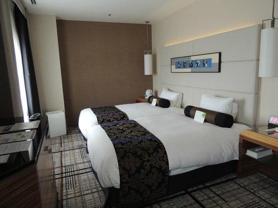 Hotel Granvia Hiroshima: Comfortable room