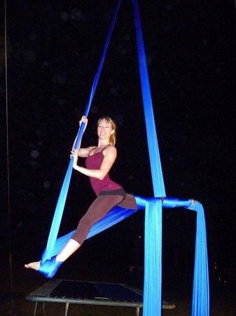 Aerial Trapeze Academy: Aerial Silks