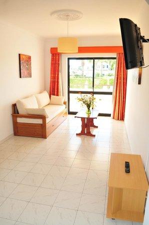 Solgarve Hotel: Living room