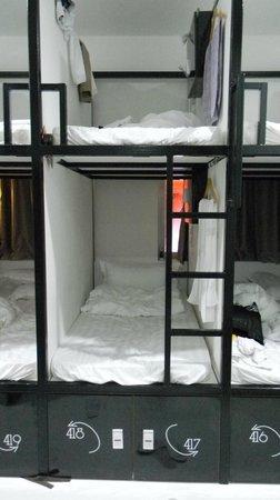 ABC Premium Hostel: habitación