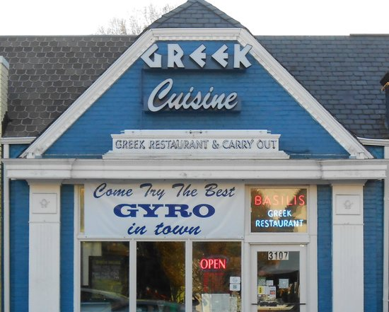 Greek On Cary: Greek Cuisine Restaurant