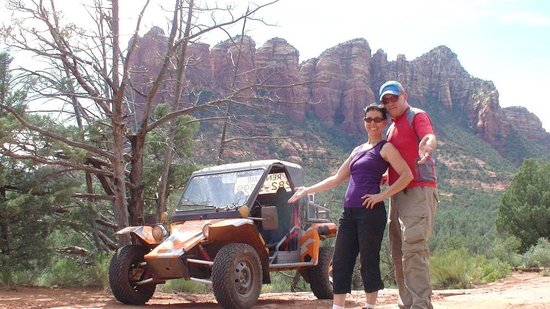 Sedona OffRoad Center: Off Road Fun for Couples