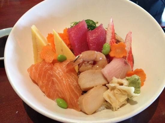 Tokyo Dining: my bowl of fantasticness