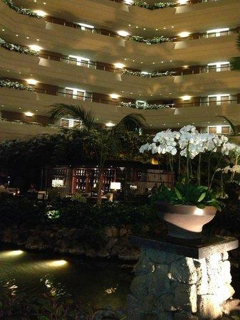 Hyatt Regency Jeju: Hotel Atrium