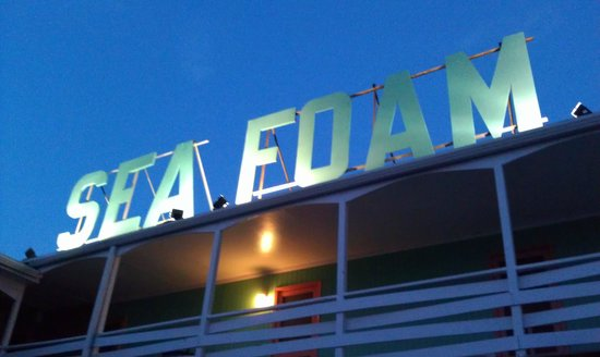 Sea Foam Motel: A jewel of Americana on the Beach