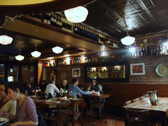 Photo of Italian Restaurant Cacio e Vino at 80 2nd Ave, New York, NY 10003, United States