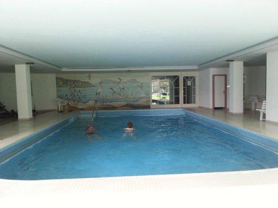 Hotel Theresia: piscina