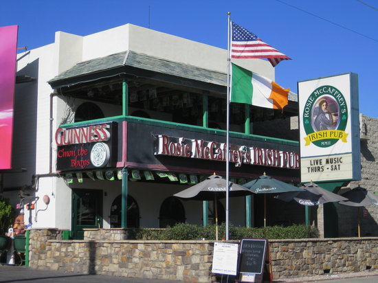 ROSIE MCCAFFREY'S IRISH PUB AND RESTAURANT, Phoenix