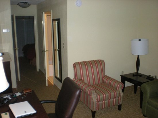 Country Inn & Suites By Carlson, Norcross: Living room