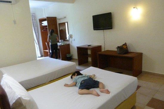 Kings Hotel: superior room
