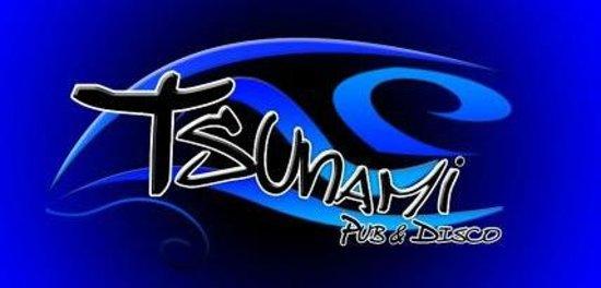 disco pub blue: