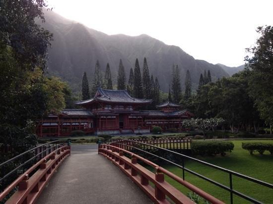 Sheraton Waikiki: DIY tour to Byodi-in Temple