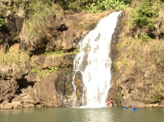 Sheraton Waikiki: Waimea falls