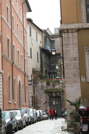 Hotel Navona - The Street