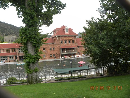 Glenwood Hot Springs Lodge: Glenwood Hot Springs