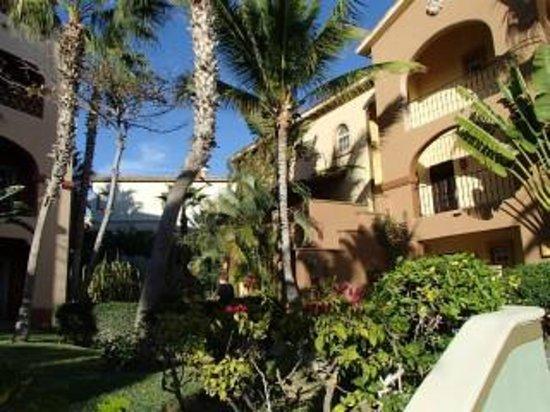 Sheraton Grand Los Cabos Hacienda del Mar: Room Outside View 835