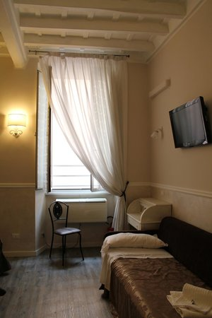 Hotel Navona: Room
