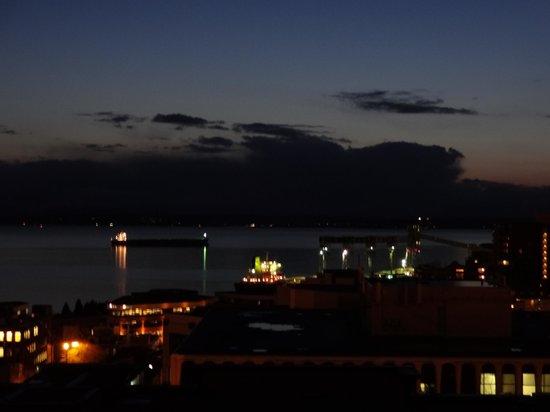 Mediterranean Inn: From the rooftop deck