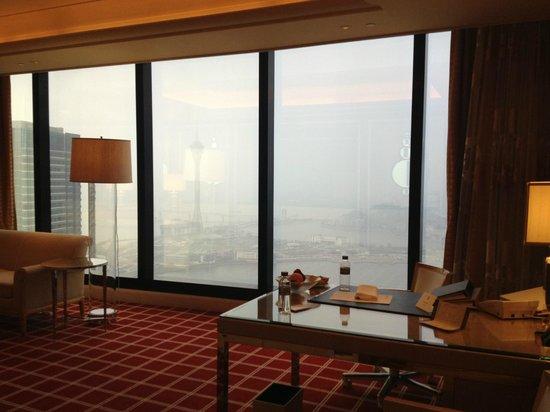 Wynn Macau: Ausblick aus dem 30.OG