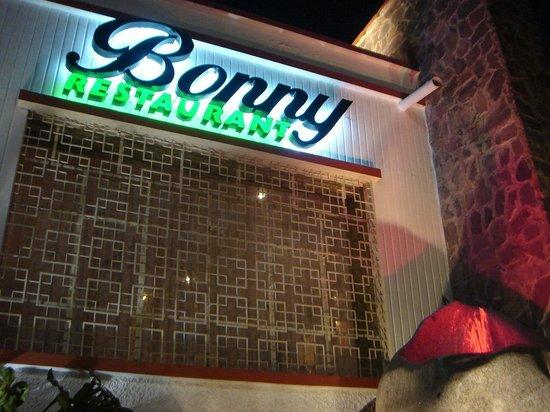 Bonny restaurant