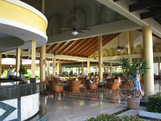 Grand Palladium Palace Resort Spa & Casino: Hall