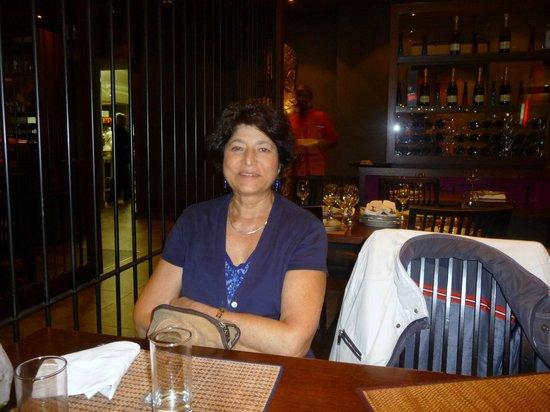Wang Thai: Dentro do Restaurante