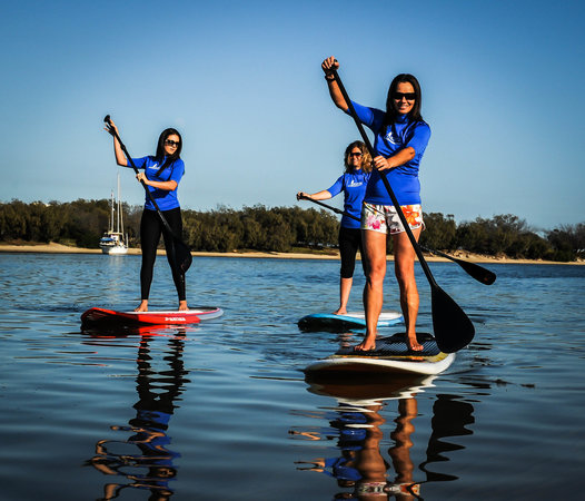 Go Vertical SUP Hire