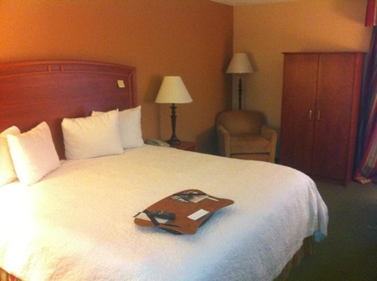 ‪‪Quality Inn Florissant‬: King room‬