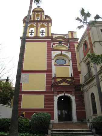 ‪Church of San Agustin‬